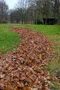 Tiergarten, Berlin Royalty Free Stock Images