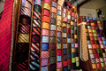 In the Ties Shop Royalty Free Stock Photo