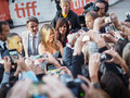 Tiff toronto september jennifer aniston arrives at the toronto international film festival for her new film life of crime on Stock Photo