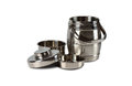 Tiffin carrier Royalty Free Stock Photo