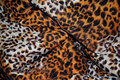 Tiger textile Royalty Free Stock Images