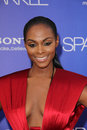 Tika sumpter at the sparkle premiere chinese theater hollywood ca Stock Images