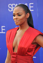 Tika sumpter at the world premiere of her movie sparkle at grauman s chinese theatre hollywood august los angeles ca picture paul Royalty Free Stock Photography