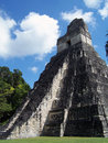 Tikal Stock Photography