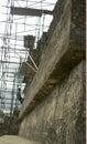 Tikal iv的寺庙 免版税库存图片