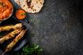 Tikka masala, butter chicken curry Royalty Free Stock Photo