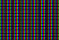 Tilable texture display LCD RGB - Macro Stock Photo