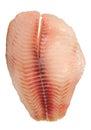 Tilapia fillet fish