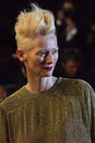 Tilda swinton cannes france may attends the premiere of only lovers left alive during the th annual cannes film festival at the Royalty Free Stock Image