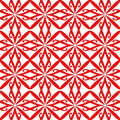 Tile abstract seamless red color pattern Royalty Free Stock Photography