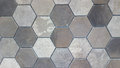Tile background vintage cement mosaic floor pattern for Royalty Free Stock Photo
