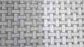 Tile background vintage cement mosaic floor pattern for Stock Image