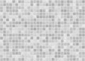 Tile grey variant computer generated Royalty Free Stock Image