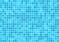 Tile light blue variant computer generated Royalty Free Stock Photos