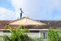 Tile roof cleaning, FL