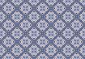 Tile and stone seamless pattern. mosaic pattern.