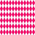 Tile vector pattern or pink and white background