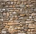 Tileable Stone Texture. Royalty Free Stock Photo