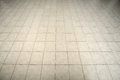 Tiled floor gray texture and background Royalty Free Stock Photos