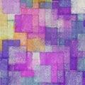 Tiled kaleidoscope Royalty Free Stock Photo
