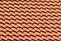 Tiled Roof Top Royalty Free Stock Photo