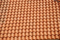 Tiles roof Stock Photo