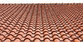 Tiles roof Royalty Free Stock Photos