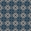 Tiles Squares seamless pattern