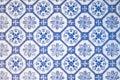Tiling lisbon of alfama portugal Stock Photography