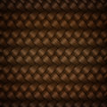 Tiling wicker texture Royalty Free Stock Photos
