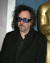 Tim burton oscar nominee luncheon beverly hilton hotel february Royalty Free Stock Image