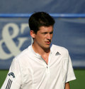 Tim Henman, tennis star Stock Photos