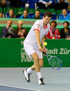 Tim Henman at Zurich Open 2012 Royalty Free Stock Images