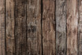Timber brown wood plank texture, wall industrial background Royalty Free Stock Photo
