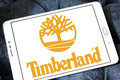 Timberland brand logo Royalty Free Stock Photo