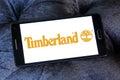 Timberland logo Royalty Free Stock Photo