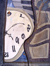 Time - Abstract study time distortion Royalty Free Stock Photo