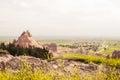 Through Time | Badlands National Park, South Dakota, USA Royalty Free Stock Photo