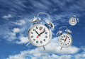 Time flies concept Royalty Free Stock Photo