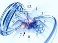 Time gears Stock Photography