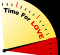 Time For Love Message Meaning Romance And Feelings Royalty Free Stock Photo