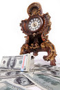 Time is Money, Wealth Royalty Free Stock Photography