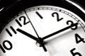 Time passing - Wall Clock Royalty Free Stock Photo