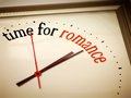 Time for romance Royalty Free Stock Photo