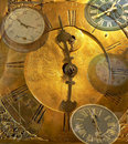 Time is running Royalty Free Stock Photo