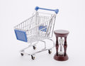 Time for Shopping Royalty Free Stock Photo