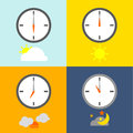TIME TABLE Royalty Free Stock Photo