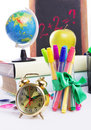 Time to go back to school Royalty Free Stock Photo