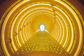 Time Tunnel Royalty Free Stock Photo
