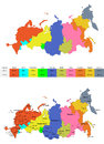 Time zones of Russia